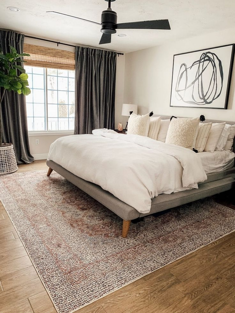 45 Romantic Master Bedroom Ideas On A Budget That You Must See 44