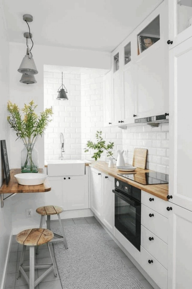 45 the best little kitchens we've ever seen 40