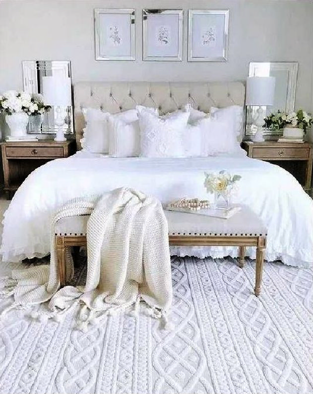 46 master bedroom decorating ideas for your luxury bedroom 2