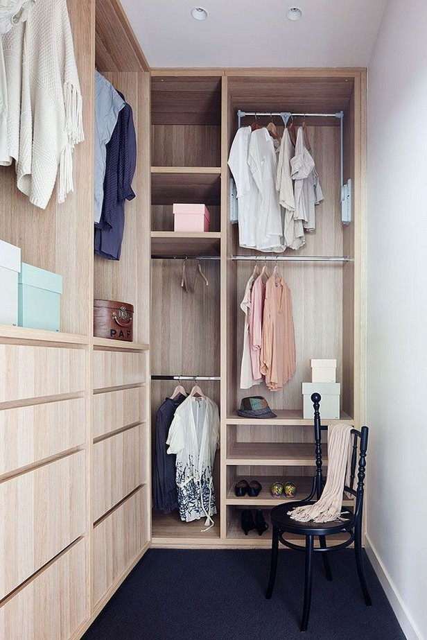 60+ extraordinary clever minimalist wardrobe ideas 6
