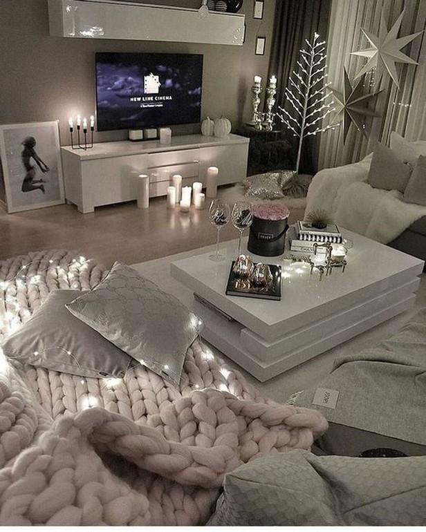 70+ stunning modern living room decorating ideas 65