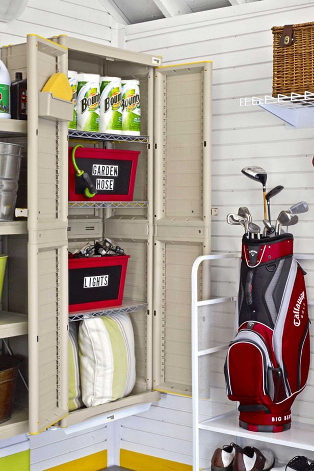 99 Incredible Garage Organization Ideas 8