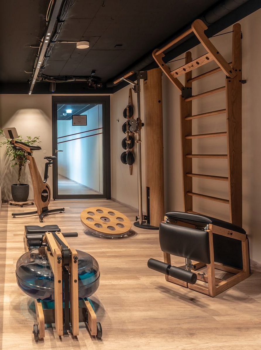 Ultimate Comfort Gym Basement Ideas That Will Turn Your Basement Into A Fun Home Gym 6
