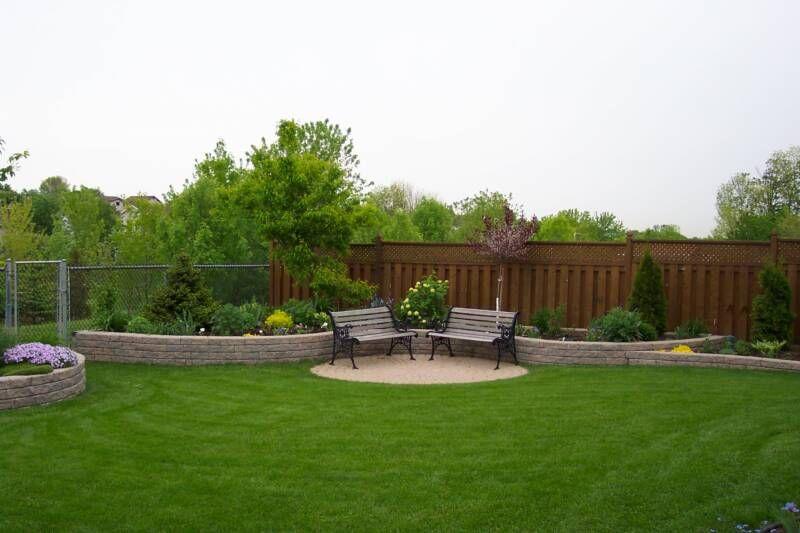 Aesthetic Backyard Landscaping Design