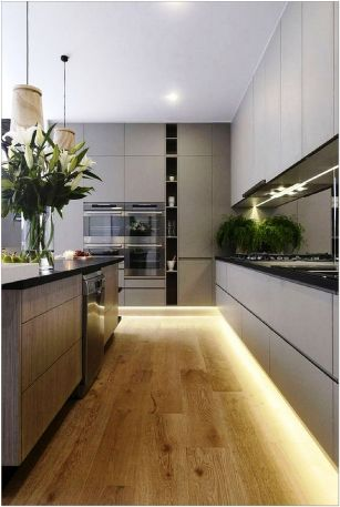 30+ Affordable Modern Kitchen Design for New Luxury Interior .
