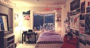Bedroom Teenage Girly Diy Fairy Lights 16+ Ideas For 2019 .
