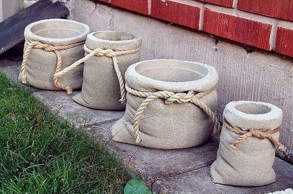 Awesome Concrete Planters Ideas