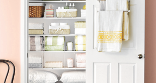 Linen Closet Organization Ideas - How to Organize Your Linen Clos