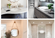 Unique and Inspiring bathroom mirror ideas to reflect your style .