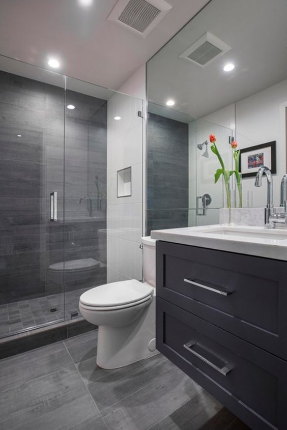 Bathroom Remodel Ideas With Style Trendy   Cabinets