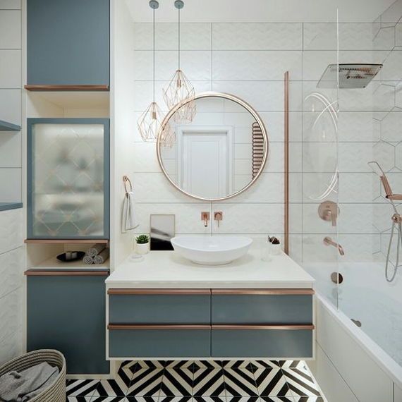 Bathroom Trends 2021 - Updates, Concepts, Color Schemes - New .