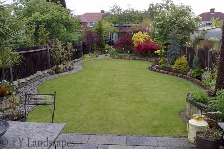 20 Beautiful Backyard Landscaping Ideas Remodel   Small yard .