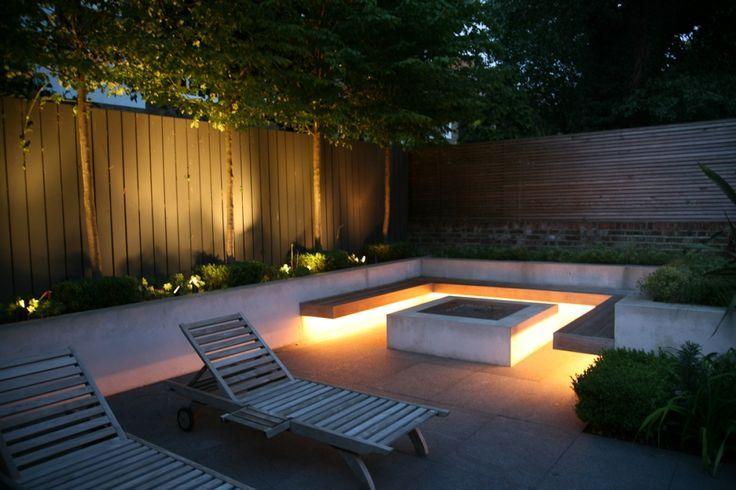 5 BEAUTIFUL GARDEN LIGHTING IDEAS | Garden lighting design .