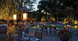 Garden Outdoor Lighting Ideas For Your Little Paradi