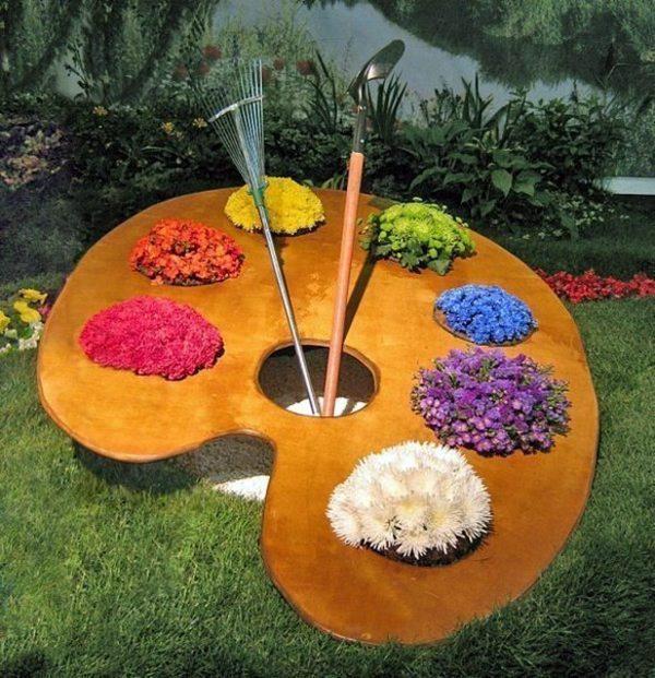 60 beautiful garden ideas – garden pictures for garden decorations .