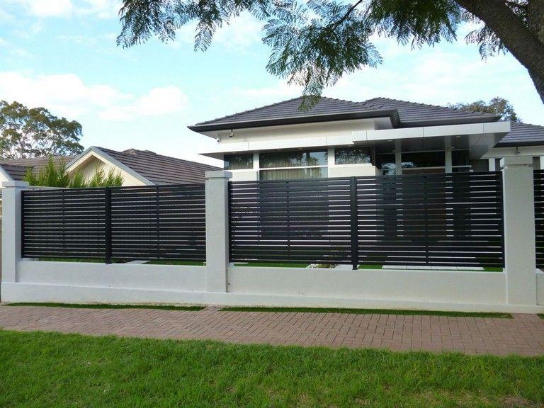 Beautiful Modern Fence Designs