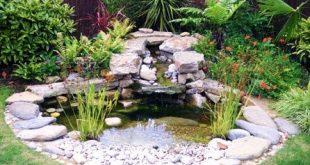 Furniture   Small backyard ponds, Ponds for small gardens, Garden .
