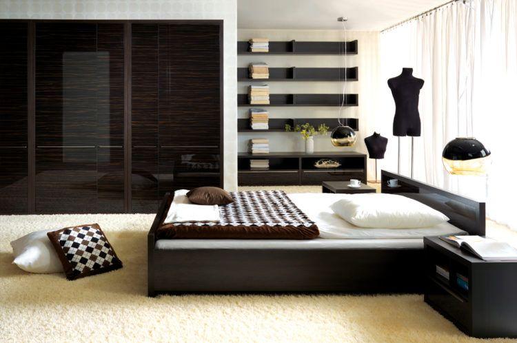 20 Modern Bedroom Ideas for the 21st Century   Modern bedroom .