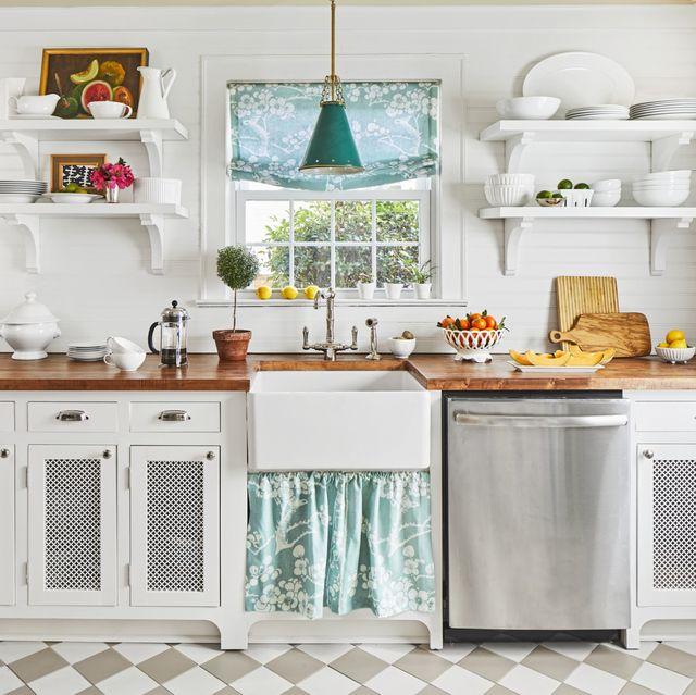 Best Farmhouse Kitchen Decor Ideas And   Remodel