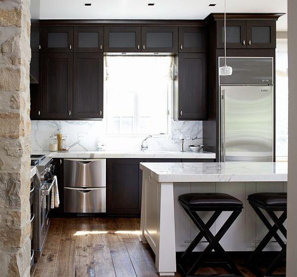 Modern small kitchen designs – get the best of it | Interior .