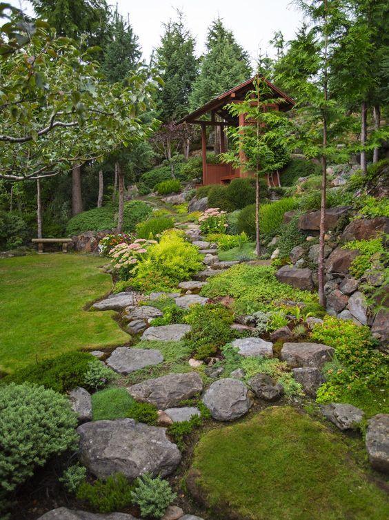 30 Beautiful Backyard Landscaping Design Ideas   Backyard .