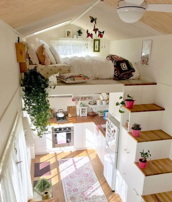 Best Tiny House Interior Design Ideas