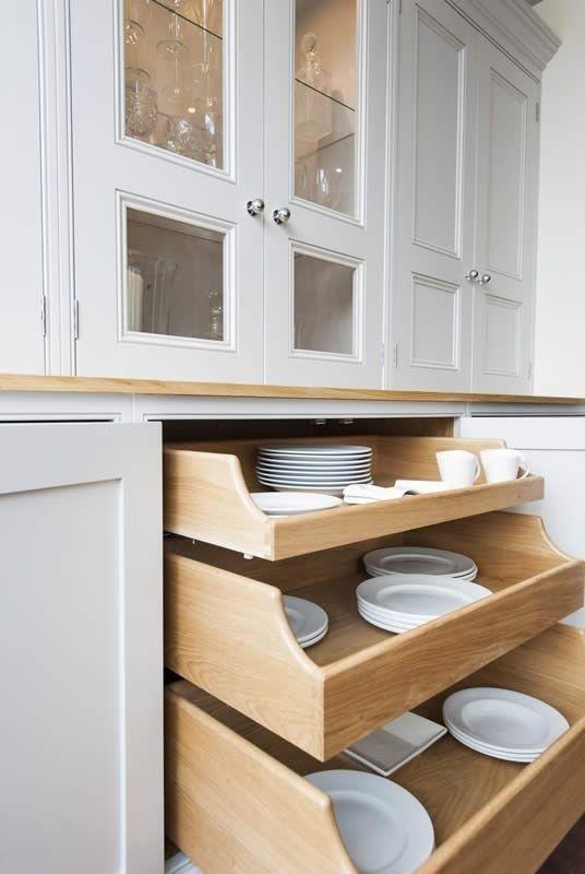 Brilliant kitchen cabinet organization and tips ideas 00036 .