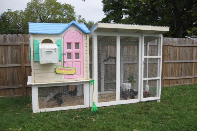 48 DIY Chicken Coops You Need in Your Backyard | Diy chicken coop .