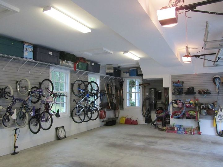 12 Clever Garage Storage Ideas From Highly Organized People   Hometa