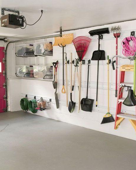 25 Smart Garage Organization Ideas - Garage Storage and Shelving Ti