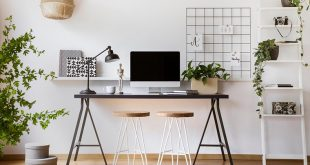 How to Create a Comfortable Workspace at Ho