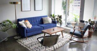 Mid-Century Modern Living Room Ide