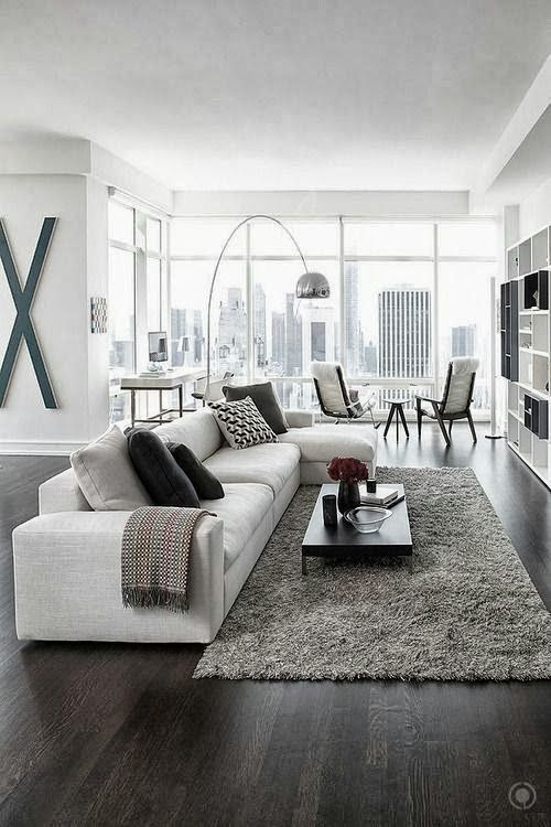 Harold Williams (haroldwilliamse)   Living room decor modern .