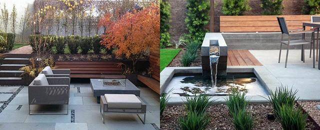 Top 70 Best Modern Patio Ideas - Contemporary Outdoor Desig