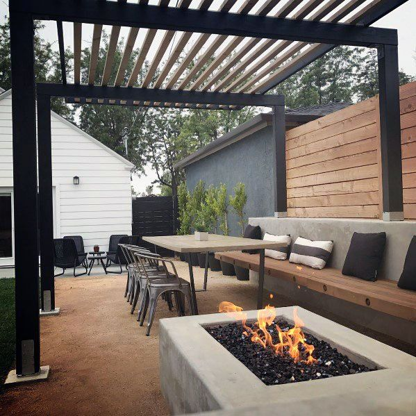Top 70 Best Modern Patio Ideas - Contemporary Outdoor Designs .