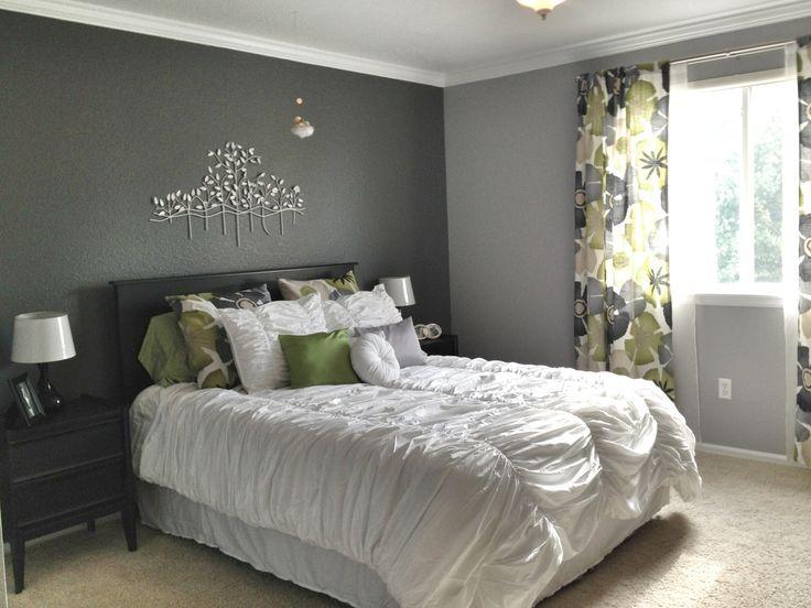 Cool Gray Bedroom Ideas