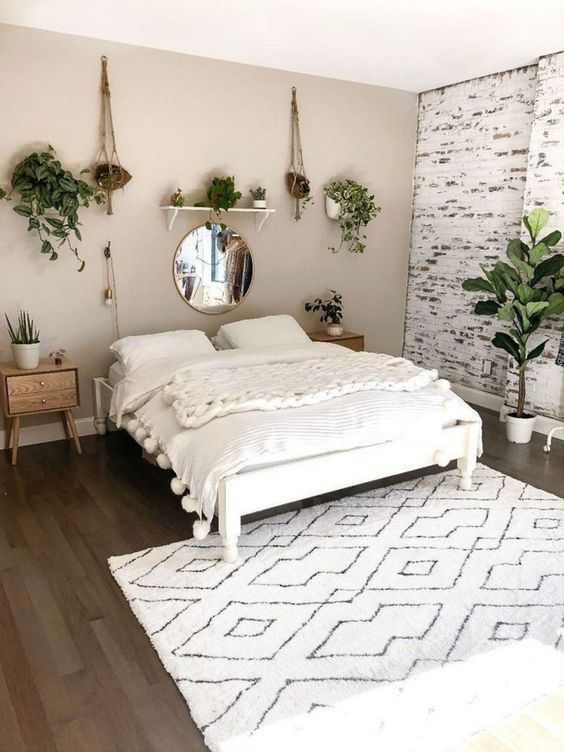 12 Tips For A Cozy Minimalist Bedroom – the striped pla