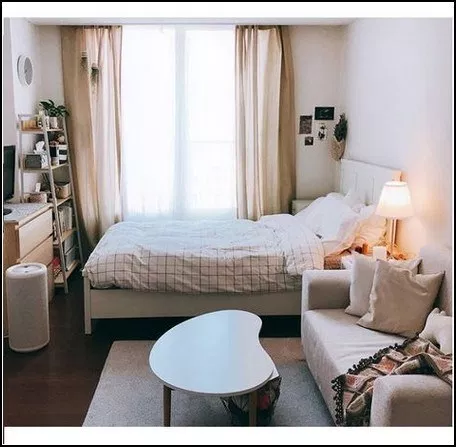 136+ cozy minimalist bedroom decorating ideas 32 ~ myhomeku.com .
