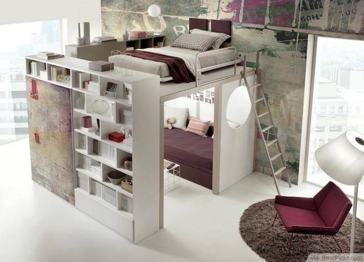 Creative Bedroom Design Ideas