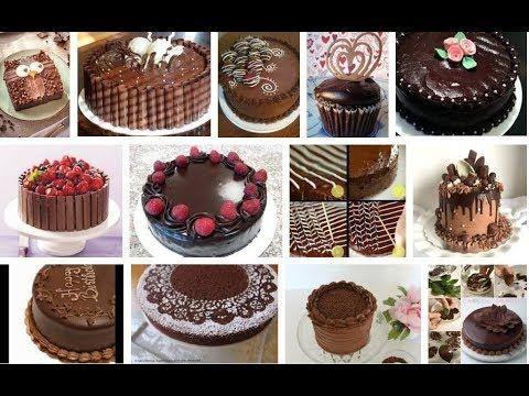 Simple Chocolate Cake Decoration ideas #Decoration #ideas .