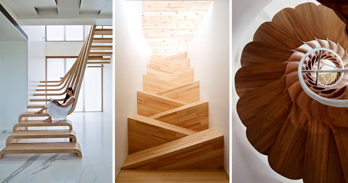 22 Beautiful Stairs That Will Make Climbing To The Second Floor .