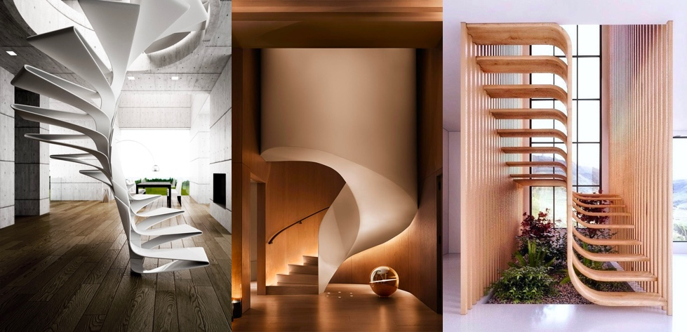 Creative Staircases Design for Home