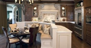 65 Most fascinating kitchen islands with intriguing layou