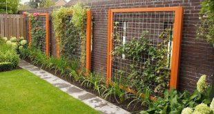 15 Creative And Easy DIY Trellis Ideas For Your Garden - The ART .