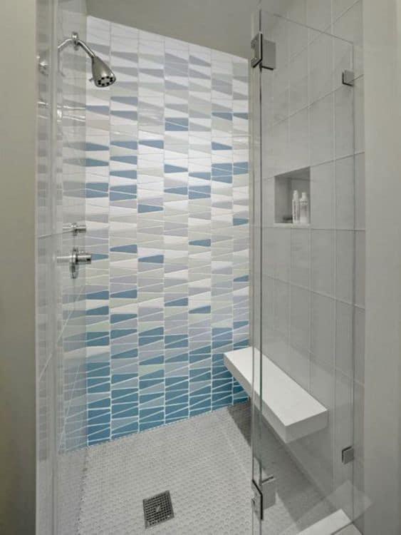 29 Ideas for Gorgeous Shower and Bathroom Til