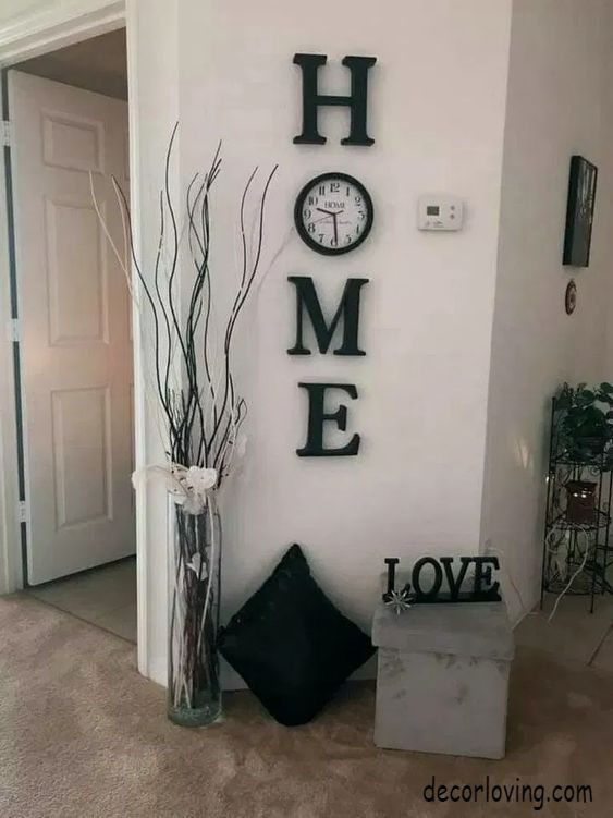 15+ Creative Entrance Rustic Home Decor Ideas and Inspirations .