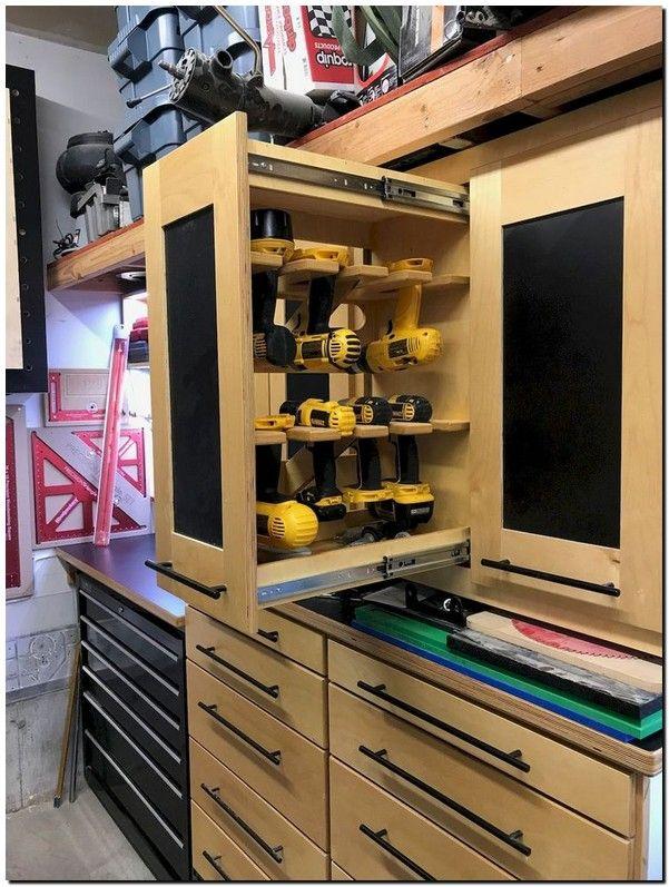 30 inspiring diy garage storage design ideas on a budget 25 » AERO .
