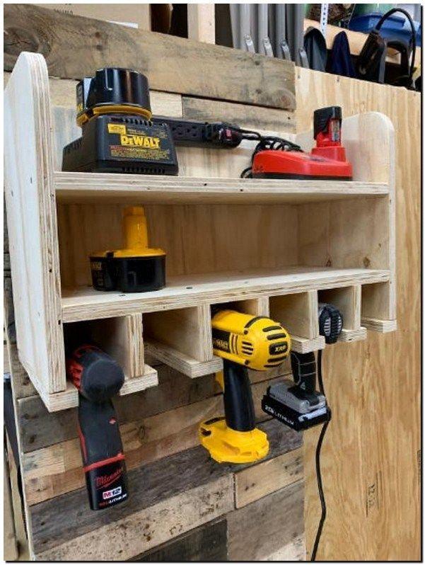 30 Inspiring DIY Garage Storage Design Ideas on a Budget to .
