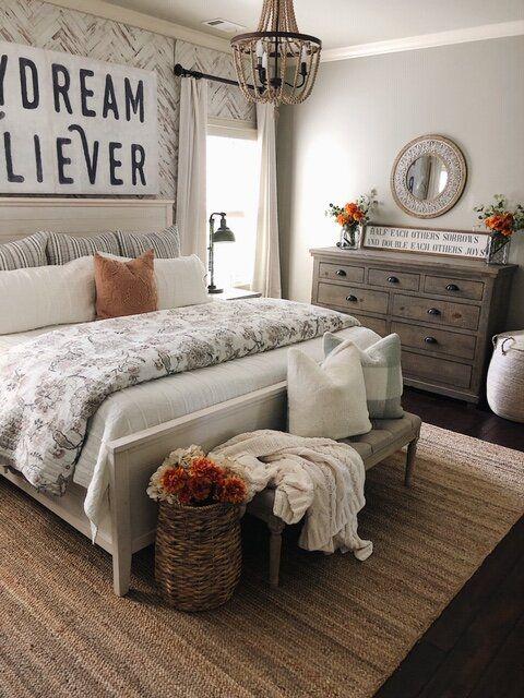 Dreamy Master Bedroom Design and Decor   Ideas