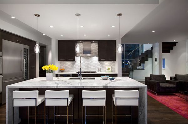 Exotic Modern Kitchen Designs that will Blow You Away | Ideas 4 Hom